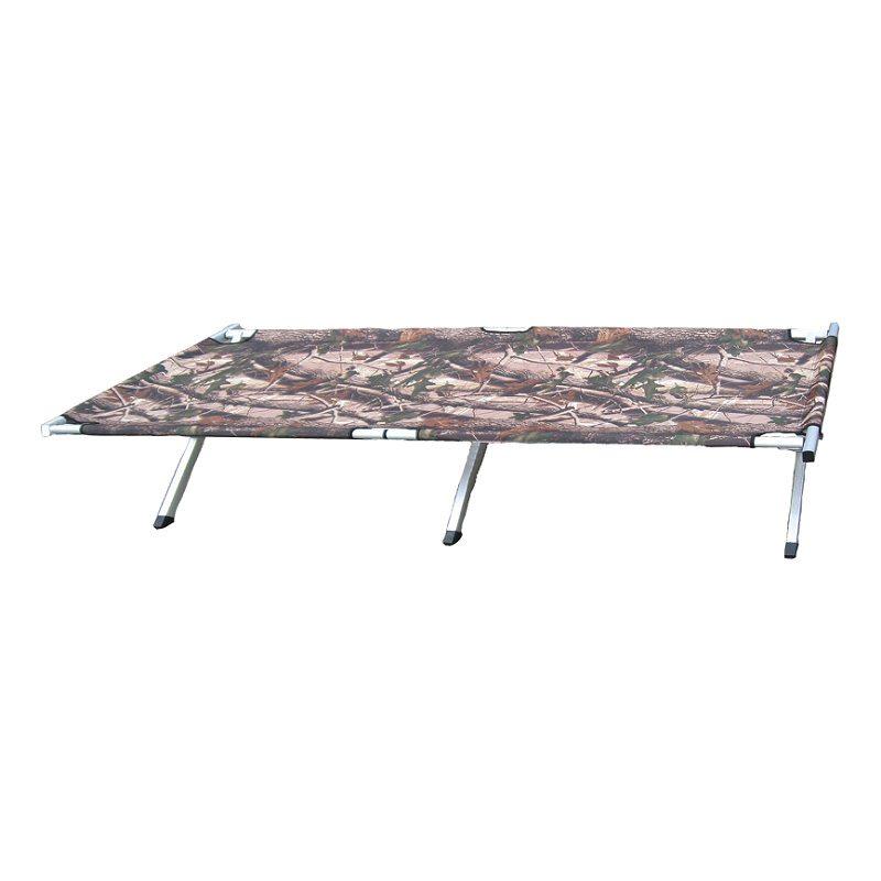 lit de camp camouflage 9563055 naturmania. Black Bedroom Furniture Sets. Home Design Ideas